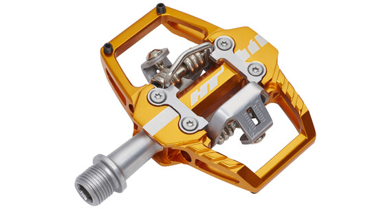 HT Enduro Race T1 Pedal orange